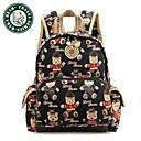 bolsa de hombro mochila bolsa de bolsa de viento niñas schoolbag tavel Daka Bear