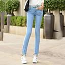 YUEMIAN™ Womens Slim Sexy Temperament Fashion Denim Pants