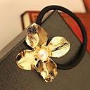 banda de Daphne mujeres brillante de la flor del pelo elegante