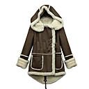 algodón de Zebro mujeres abrigo