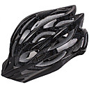 Mountaintop 23 Vents EPS  PC Black Light Integrally-molded Cycling Helmet(54-64cm)