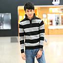 ZUOLONG MenFashion Long Sleeve Casual Shirt