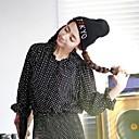 houtong carta moda unisex sombrero de la gorrita tejida del hip hop que hace punto
