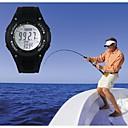 modelo SUNROAD pesca digitales 3atm barómetro muñeca a prueba de agua termómetro reloj con altímetro fx702a nueva