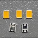 100pcs 18v 0.5w bricolaje 2835smd 55-60lm 3000k cálida luz blanca LED emisor