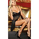 Dream Darling Women's European Style Sexy Hot Nightwear Dress