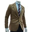 abrigo de estilo simple delgado-guarnición de los hombres mandy