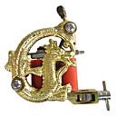 1pc bobina de hierro fundido de la máquina del tatuaje del dragón de línea y sombreado