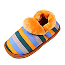 Mens Shoes Round Toe Low Heel Fleece Slippers Shoes More Colors available