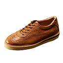 Mens Shoes Comfort Flat Heel Leather Oxfords Shoes More Colors available