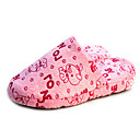 Womens Shoes Round Toe Flat Heel Fleece Slippers Shoes More Colors available