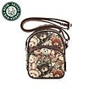 Daka Bear diseñadores de nylon para las mujeres bolsa pequeña bolsa de mensajero nueva marca mini bolso crossbody del bolso del bolso de las mujeres