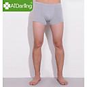 aidarling ropa interior de algodón puro de los hombres la ropa interior siete siete colores (7 ropa interior vende junto)