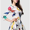 coinciden con la mujer athena todas vestido estampado floral europeo