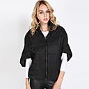 YDW Women's Fashion Elegant Stand Collar Coat SV007327