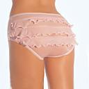 pantalones del triángulo del cordón atractivo de dos de dos de las mujeres de la moda