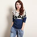 Angel Girl Women's Fashion Loose Knitwear Blouse