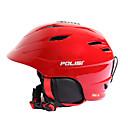 abs esquí casco Polisi luz especializada de los hombres
