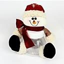 muñeco de nieve lindo cuadro de regalo del modelo reina de la moda venus
