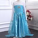 AILAIKE  Girls Clothing 2014 Frozen Elsa Dress Frozen Costume Robe Vestidos