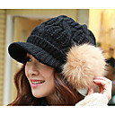 ms.hat géneros de punto de moda coreano sombreros