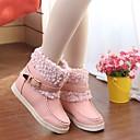botas bajas impermeables de las mujeres del fashional térmicas