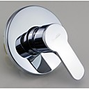 Bathroom In Wall Mounted Faucet Bath and Shower Mixer Valve 17559