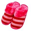 zapatos de las mujeres cerradas dedo del pie talón plana zapatillas de gamuza de imitación zapatos más colores disponibles