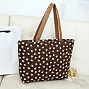 Falidi WomenS The new wave of female bag casual canvas bag big bag