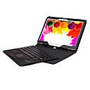 casos Seenda tableta casos de protección de cuero con teclado para samsung tab pro 10.1 y T520