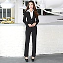 o señora de la oficina desgaste de la oficina traje formal básica de la señora de las mujeres (chaqueta y pantalón)