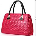 YAYA Womens Temperament Elegance Fashion Simple Leather CrossbodyMessenger
