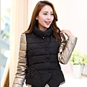 BI WEI FEMALE  Han edition cultivate ones morality stitching down jacket coat YY807