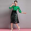 Q.S.H Womens All Match Floral Print Skirt