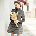 Womens Fashion Loose Elegant  Down Coat (More Colors)