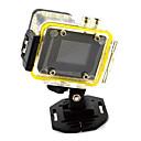 1080p impermeable amplia deportes lentes acción casco cámara leva DVR Mini DV GoPro FPV