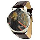 reloj grito monje pintura movimiento ciudadano personalizada just2you