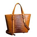 BlKl bolso bolso de cocodrilo patrón de la moda europea (color de la pantalla)