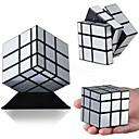 3x3x3 espejo de plata regalos de juguetes de bloques de cubo giro velocidad rompecabezas magia suave de color al azar