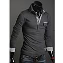 City Mens Casual Basic Fashion Soft T-Shirt