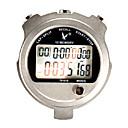 10 memorias de 1 / 100s 2 líneas de tiempo de cuenta atrás 10hamp;cronómetro digital calendario para tf810 salto deportes