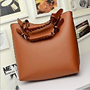 Falidi WomenS Korean Version Of The Retro Bucket Bag Picture Bag Handbag