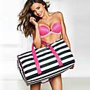 w-3-women-women-s-travel-luggage-bag-striped-travel-duffle-beach-bags-canvas-bag