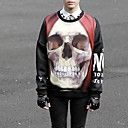 ICED™ Mens Fashion Printing Loose Pullover Sweatshirts