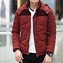 Skymoto Mens  Plus Size  Cotton  Coat (More Colors)