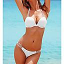 acero de las mujeres falidi prop reunir pequeño traje de baño de la leche estalló el bikini pecho