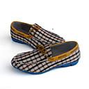 color de contraste de Lewis hombres verificar todos los zapatos amtch
