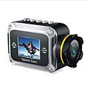 1080p HD cámara de vídeo cámara de deportes de acción wifi GoPro FPV deporte a prueba de agua al aire libre dv