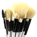 10pcs pinceles de maquillaje profesional kit de maquillaje set de alta calidad