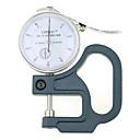 0 ~ 10 mm 0,01 mm ± 3% probador del grueso calibre de espesor herramienta de medición de explotar